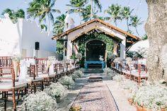 Casamento na Bahia | Camila + Bruno | Vestida de Noiva | Blog de Casamento por Fernanda Floret