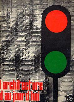 l'architecture d'aujourd'hui (1963)