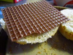 Pålæg chokolade. My childhood favourite!