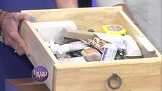 Tami from Silver Linings Organizers shows you how to organize your junk drawer!