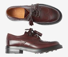 Cheaney Esme Brogue Shoes | TOAST