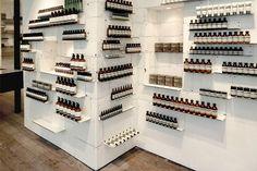 Aesop store by Ciguë, London store design
