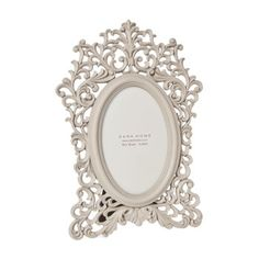 Oval Leaves Picture Frame