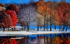 65+ Awesome Winter Landscape Photos | Art and Design