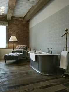 Freestanding Bath In Room | Soho House New York