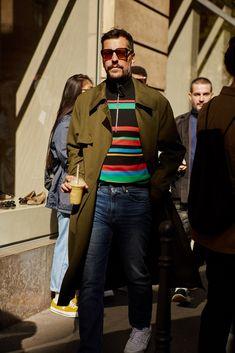 Paris Fashion Week (Sept. 2017) - Streetstyle (Día 5)