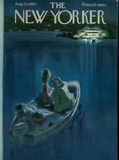The New Yorker Digital Edition : Aug 20, 1960