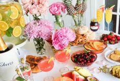 極上バブリーな女子会を♡「アメリカ流ガールズ・ブランチ」のパーティコーディネート - Column Latte