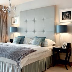 Bedrooms / Helen Turkington Interiors