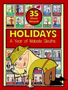Holidays: A Year of Website Sleuths