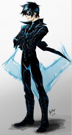 New Nightwing