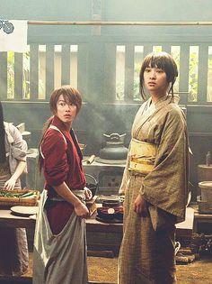 Rurouni Kenshin Movie, Kenshin Anime, Samurai, Emi Takei, Takeru Sato, Otaku Mode, Live Action Movie, Japanese Men, Ancient China
