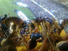 Jugador N°12 @JugadorrN12 Trompetas de la 12 pic.twitter.com/IsLJybtdQV