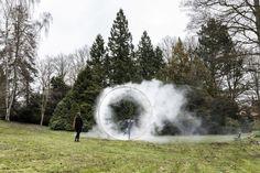 Olafur Eliasson, Vær i vejret, 2016 Ordrupgaard Kunstpark, Denmark, 2016
