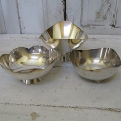 Pottery Barn Decorative Bowls Pottery Barn Centerpiece Large Round Hammered Tin Decorative Bowl