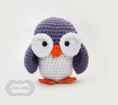 Little Abbee: TUTORIAL: Allie the Owl
