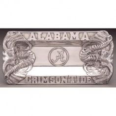 University of Alabama Tray