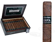 Java Robusto Mint by Drew Estate