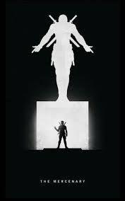Image result for deadpool silhouette art