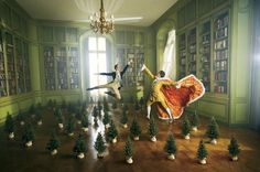 Photographer Captures Otherworldly Images That Tell Of Fairy Tales - DesignTAXI.com