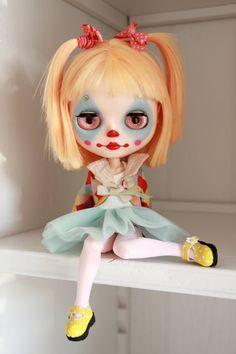 RESERVED FOR KARIN 2nd Blythe doll Pipa por BigEyesBlythe en Etsy
