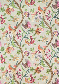 "JANTA BAZAAR, Flax, F964159, Collection Caravan from Thibaut F964159   Pattern JANTA BAZAAR   Printed Fabrics  Collection Caravan  Colorway Flax      Content 55% Linen, 45% Cotton  Width 54.00"" (137.16 cm)  Repeat H 0"" (0 cm)  Repeat V 36.00"" (91.44 cm)   Abrasion  15.000  Wyzenbeek"