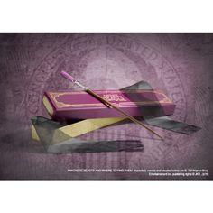 Baguette magique boîte Ollivander Seraphina Picquery - Animaux Fantastiques - www.noblecollection.fr