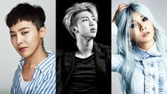 """G-Dragon, Rap Monster, CL, Epik High, Zico, y más nombrados como los """"10 Raperos Coreanos que Debes Conocer"""" por la revista XXL via @soompi"""