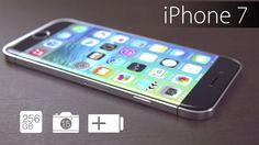 El iPhone 7 poco a poco se va acercando, y los rumores vuelven a la carga, en este video os contamos los últimos rumores sobre el próximo iPhone 7 de Apple, en ellos se habla de más capacidad, más batería e incluso 15 megapixeles de cámara. Más info sobre el iPhone 7 en este link: