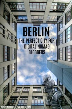 If any city is ideally suited for digital nomad travel bloggers living in Europe, it's Berlin. It's one of the most popular enclaves for travel blogger expats, and there are plenty of reasons for that. To start? It's got an entrepreneurial spirit
