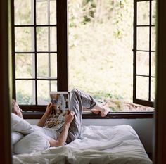 Lazy Days at Home // Kinfolk Mag
