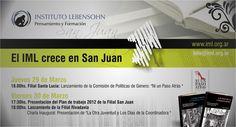 El IML crece en San Juan