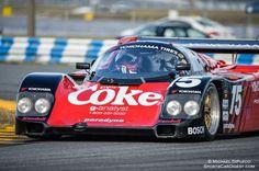 Porsche 962.