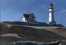 Edward Hopper, Lighthouse Hill, 1927