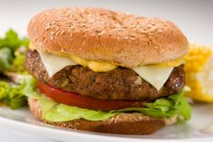 Norbest Western Style Stuffed Turkey Burger