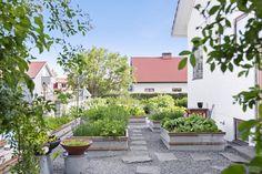 Trädgård, Balkong/uteplats - Kungsbacka - Västra Villastan - Centralt | Hemnet Inspiration