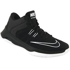 new styles 24996 050c0 Nike Air Versatile II Basketball Shoes - Womens Black White Rogan s Shoes,  Women s Basketball,
