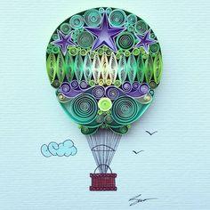 Colorful Pieces of Paper Art – Fubiz Media
