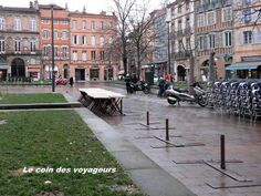 Toulouse place St Georges