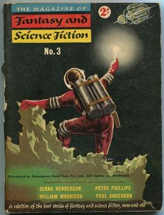 The Magazine of Fantasy and Science Fiction No. 3
