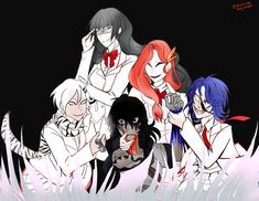 Yandere Simulator Student Council Art Contest by on DeviantArt Yandere Characters, Yandere Simulator Characters, Fire Emblem Fates Camilla, Crime, Love Sick, Fanart, Student Council, Manga, Memes