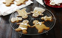 Australian Gingerbread People | Recipe | Western Star