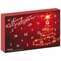 Depend Christmas Advent Calendar