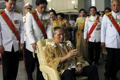 Who Will Succeed Thailand's King Bhumibol?