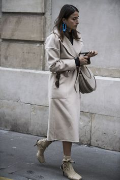 Best Paris Fashion Week Street Style Photos - Julien Boudet Paris Fashion Week Street Style