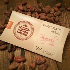 Chocolate Negro  Venezuela Cuyagua 76%