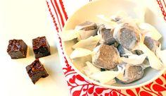 Julekarameller Cravings, Dairy, Cheese, Sweet, Food, Caramel, Candy, Essen, Meals