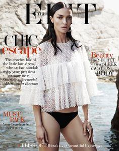 Mariacarla Boscono, The Edit Magazine [United Kingdom] (22 July 2015)