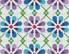 Craft Tips and Accessories Tapestry Crochet Patterns, Bead Loom Patterns, Crochet Art, Cross Stitching, Cross Stitch Embroidery, Embroidery Patterns, Cross Stitch Rose, Cross Stitch Flowers, Cross Stitch Designs