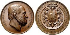 NumisBids: H.D. Rauch Auction 94, Lot 4480 : MEDAILLEN: EUROPA UND ÜBERSEE PERSONENMEDAILLEN SCHEUCHENSTUHL,...